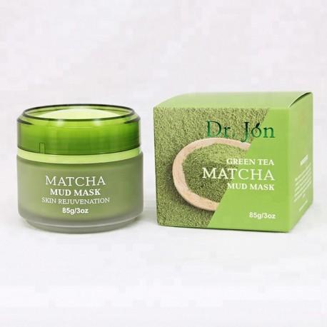 Dr Jon Green Tea Matcha Mud Mask Green Tea Mask Face Mask Skin Care